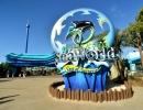 Vchod do SeaWorld v San Diegu, Kalifornie - Amerika.cz