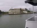 Ostrov Alcatraz s věznicí